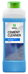 """Cement Cleaner"""